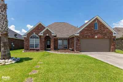 Beaumont TX Single Family Home For Sale: $209,000