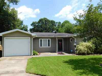 Port Neches Single Family Home For Sale: 2229 6th Street