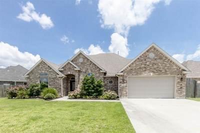 Nederland Single Family Home For Sale: 107 Woodridge Dr.