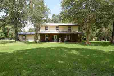 Vidor Single Family Home For Sale: 900 W Circle