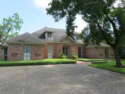 Beaumont TX Single Family Home For Sale: $486,900