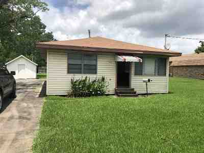 Port Arthur Single Family Home Pending Take Backups: 3537 39th