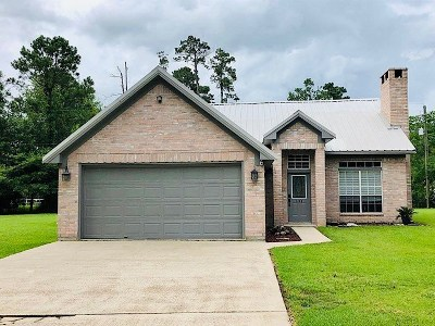 Vidor Single Family Home For Sale: 1469 Willow Bend
