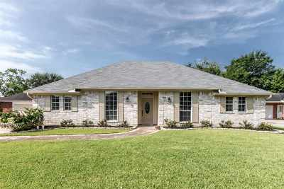 Beaumont Single Family Home For Sale: 7630 Colonial Dr.