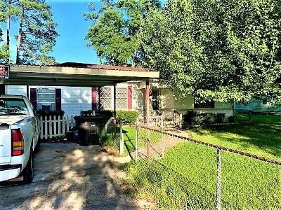 Vidor Single Family Home For Sale: 395 Butler Rd
