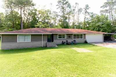 Lumberton Single Family Home For Sale: 11452 Palm