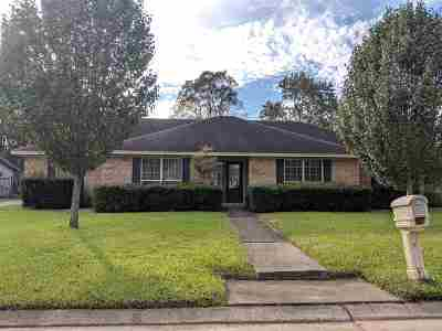 Beaumont Single Family Home For Sale: 1125 Monterrey Drive