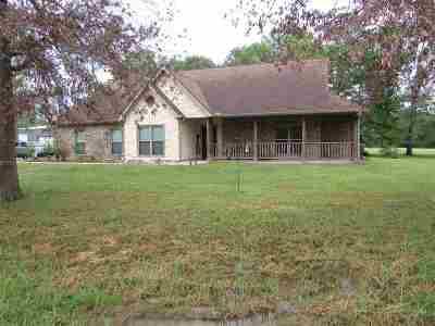 Vidor Single Family Home For Sale: 5868 Rebel Road