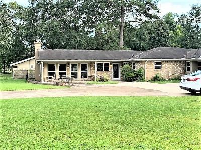 Vidor Single Family Home Pending Take Backups: 4425 Elliott