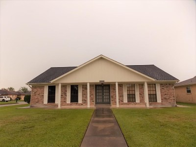 Beaumont Single Family Home For Sale: 1218 Briarmeadow Drive