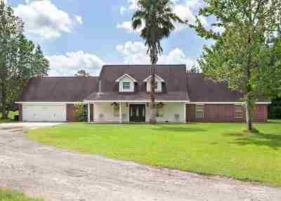 Lumberton Single Family Home For Sale: 6735 Deer Park Lane