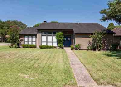 Beaumont Single Family Home For Sale: 4390 Willow Bend Dr