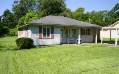 Port Arthur Single Family Home For Sale: 2049 Stanley Blvd