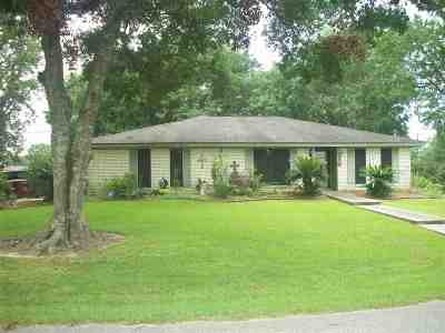 Beaumont Single Family Home For Sale: 204 Bayou Dr