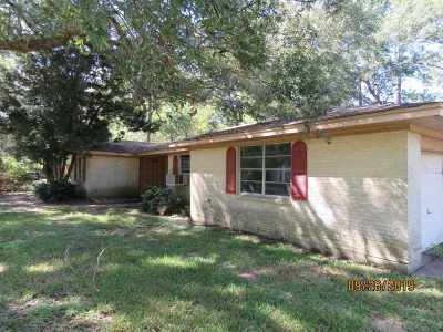 Vidor Single Family Home For Sale: 1095 Maplewood