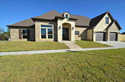 Port Arthur Single Family Home For Sale: 7030 Brazos Ave.