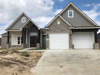 Port Arthur Single Family Home For Sale: 10210 Maple Falls