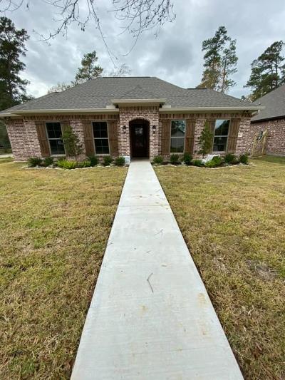Vidor Single Family Home For Sale: 276 Pineburr