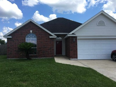 Lumberton Single Family Home For Sale: 6060 Westchase Loop