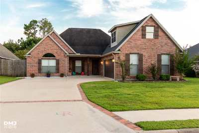 Lumberton Single Family Home For Sale: 119 Parkway Oaks Drive