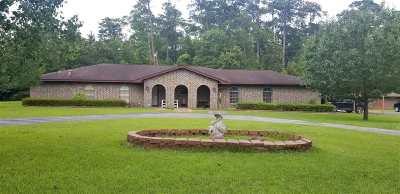 Lumberton Single Family Home For Sale: 198 Jasten Ln