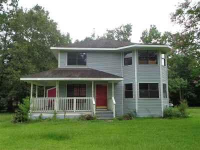 Lumberton Single Family Home For Sale: 485 Jordan Rd