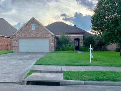 Beaumont Single Family Home For Sale: 3655 Grayson