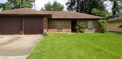 Beaumont Single Family Home For Sale: 5070 Dawn Dr.