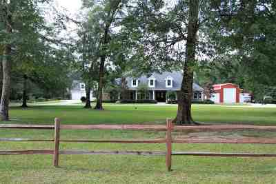 Lumberton Single Family Home For Sale: 5474 Keith Rd