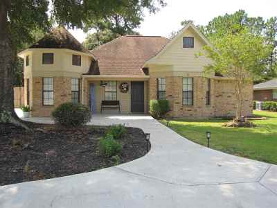Lumberton Single Family Home For Sale: 129 Williams Rd.