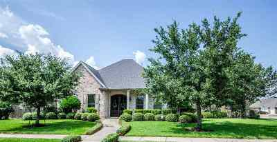Beaumont TX Single Family Home For Sale: $489,000