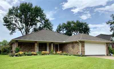 Beaumont TX Single Family Home For Sale: $210,000
