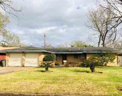 Beaumont TX Single Family Home For Sale: $125,900