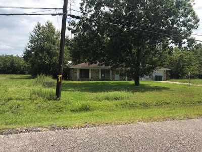 Beaumont TX Single Family Home For Sale: $85,000