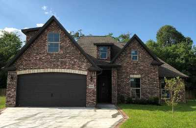 Beaumont TX Single Family Home For Sale: $329,900