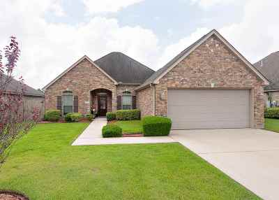 Beaumont TX Single Family Home For Sale: $208,000