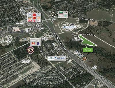 College Station Residential Lots & Land For Sale: 9999 State Highway 6