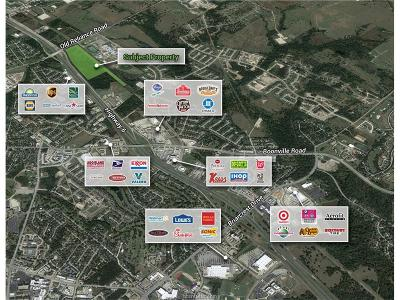 Bryan , College Station  Residential Lots & Land For Sale: 9999 Earl Rudder Freeway Highway