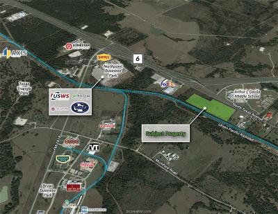 Bryan Residential Lots & Land For Sale: 9999 North Texas