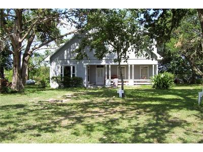 Grimes County Single Family Home For Sale: 15803 County Road 326 Farm To Market Road