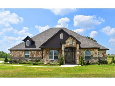 Bryan Single Family Home For Sale: 4724 Blazing Trail