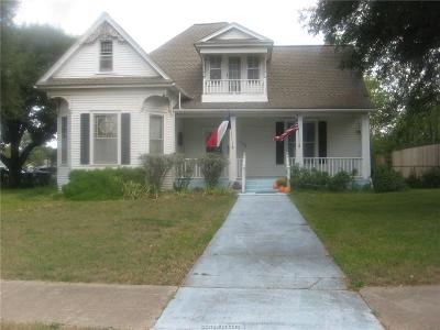 Brazos County Single Family Home For Sale: 700 East 30th Street