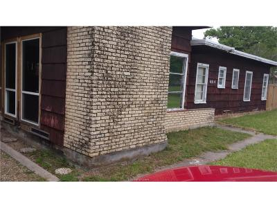 Bryan , College Station Single Family Home For Sale: 404 Williamson Drive