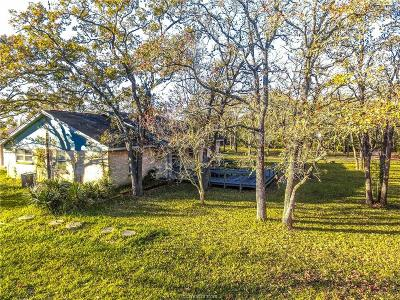 College Station Single Family Home For Sale: 5263 Straub Road