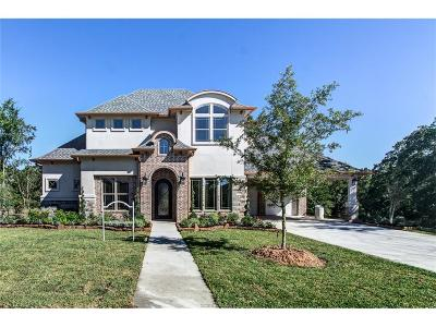 Single Family Home For Sale: 1303 Quarry Oaks Drive