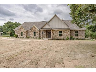 Bryan Single Family Home For Sale: 10734 Lonesome Dove Trail