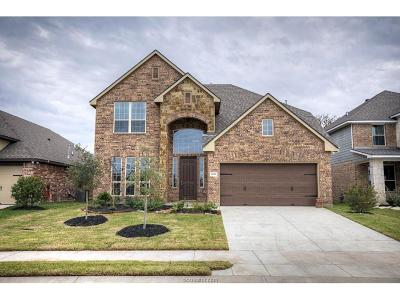 Bryan , College Station Single Family Home For Sale: 4008 Alford Street