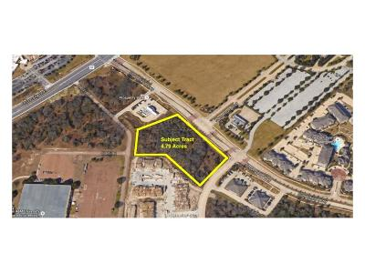 College Station Residential Lots & Land For Sale: 1204 Copperfield Drive