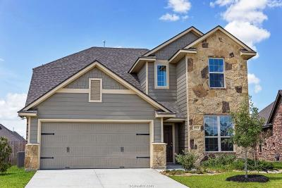 Bryan , College Station Single Family Home For Sale: 4013 Alford Street