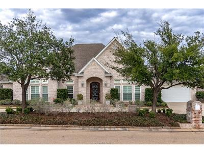 Bryan Single Family Home For Sale: 3608 Dorchester Court
